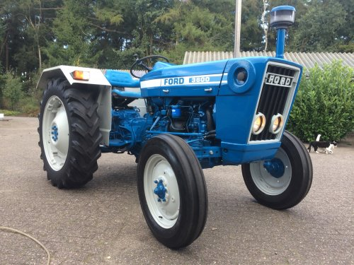 Ford 3600
