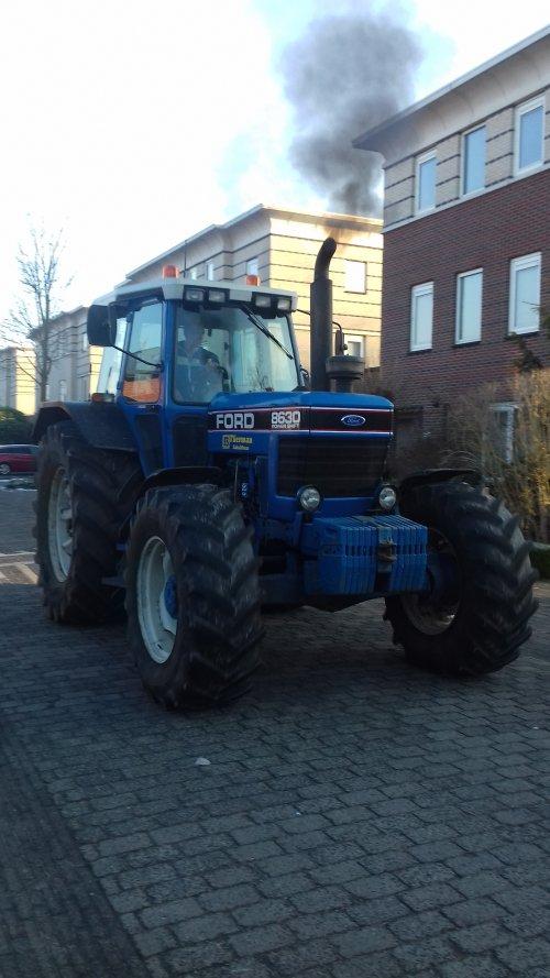 трактор нью холланд форд - stepo.ru
