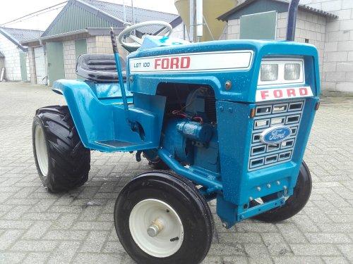 Ford Overig van john deere 5020