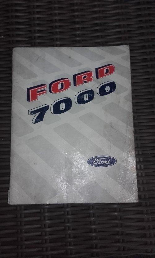 Ford 7000, foto van RPCounty