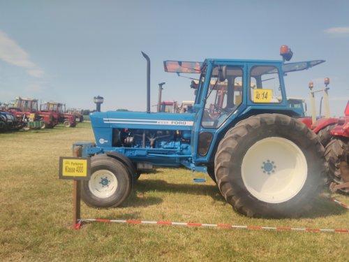 Ford 7095 van mklok