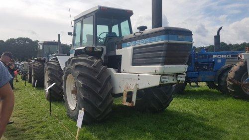 Foto van een Ford FW 35 op de oldtimerbeurs in Panningen. Geplaatst door Fordje4600 op 30-07-2017 om 15:08:33, op TractorFan.nl - de nummer 1 tractor foto website.