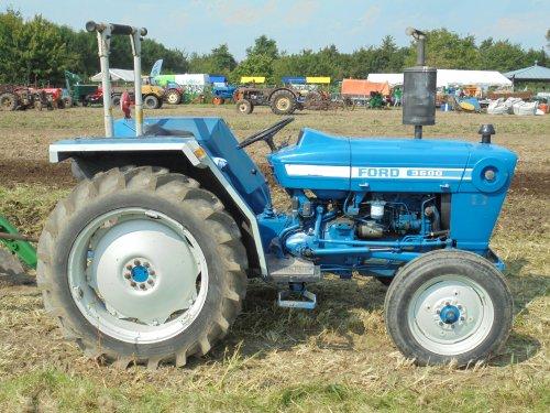 Ford 3600 van holderb51