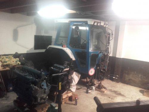 Ford 6410 van Davy de Wit