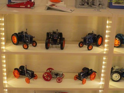 Ford miniatuur van oldtimergek