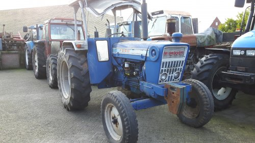 Ford 7000 van Andy9600