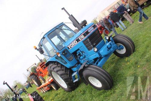 Foto van een Ford 6710. Geplaatst door Alex Miedema op 30-04-2018 om 17:32:28, op TractorFan.nl - de nummer 1 tractor foto website.