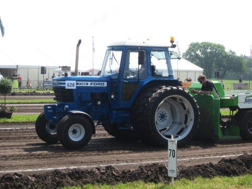Foto van een Ford 7700. Geplaatst door jordi 1455 op 18-06-2018 om 20:42:28, op TractorFan.nl - de nummer 1 tractor foto website.