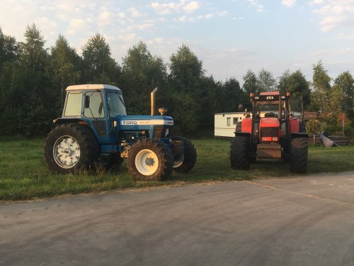 Ford TW 20 van valmet8400power