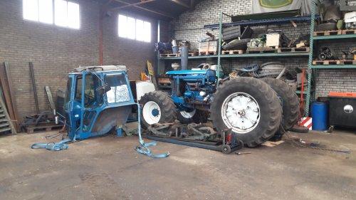 Ford TW 20 van valmet8400power