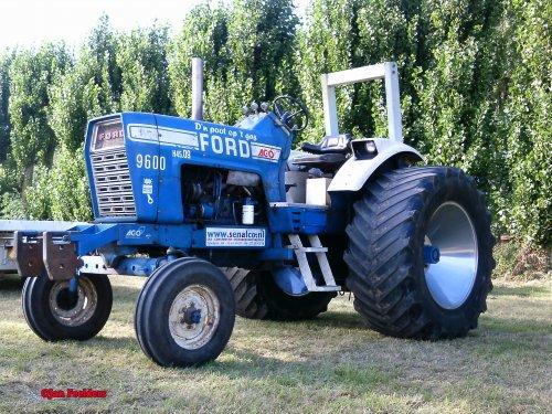 Ford 9600 van Jan F