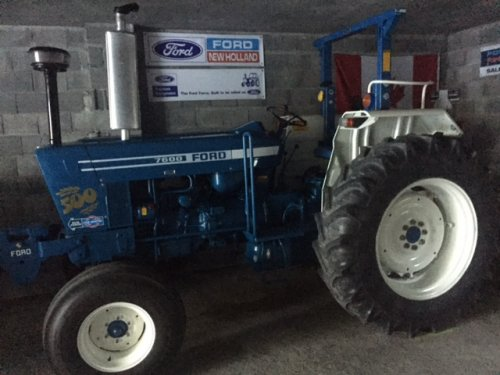 Ford 7600 van fordfarmer