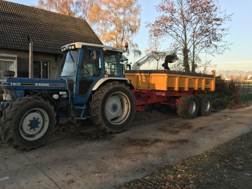 Ford 7810 van ford3000