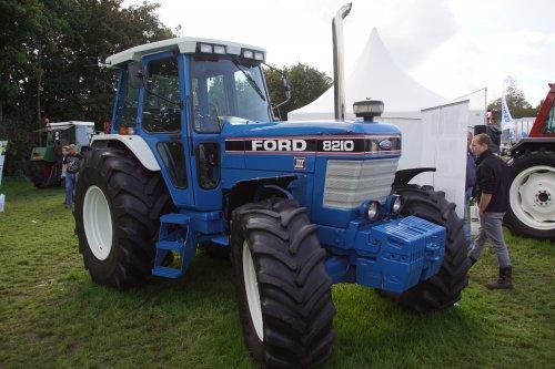 Ford 8210 van jans-eising