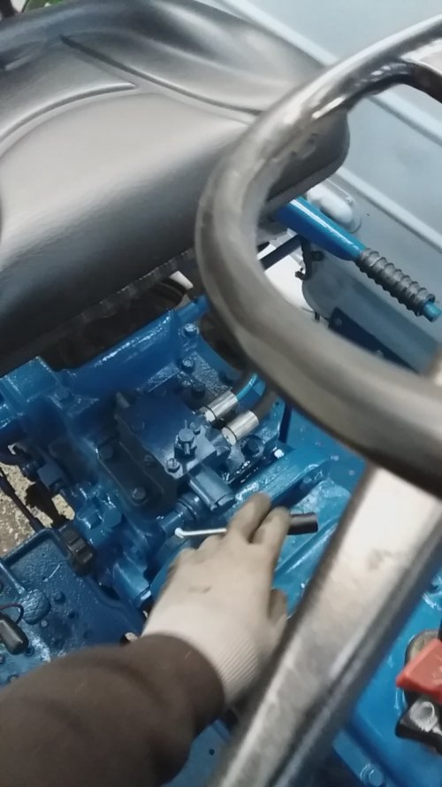 Ford 3610 van Fordje-3610