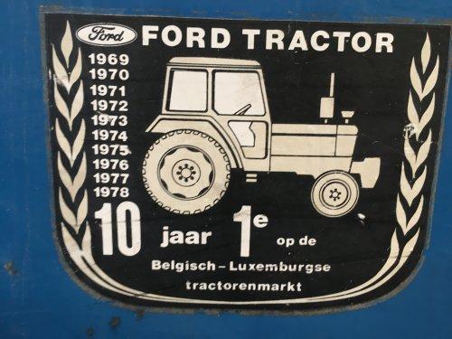 Ford Logo van RVM
