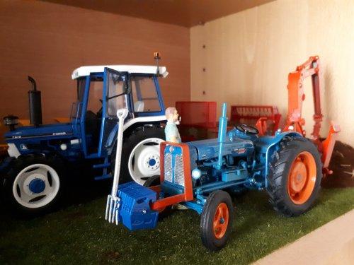 Ford miniatuur van tombo