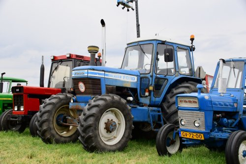 Ford 8700 van jd7920