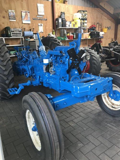 Ford 4600 van farmer103