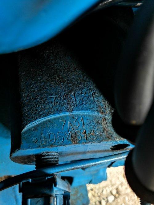 Foto van een Ford 5000. Geplaatst door fordsonpowernuf op 28-09-2019 om 17:34:55, op TractorFan.nl - de nummer 1 tractor foto website.