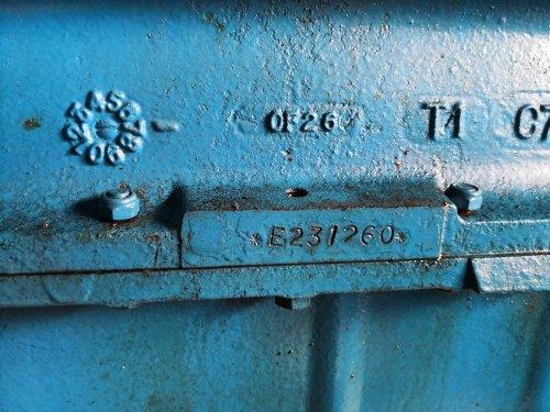Foto van een Ford 5000. Geplaatst door fordsonpowernuf op 28-09-2019 om 17:34:57, op TractorFan.nl - de nummer 1 tractor foto website.
