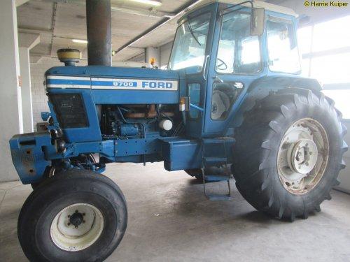 Ford 9700 van oldtimergek