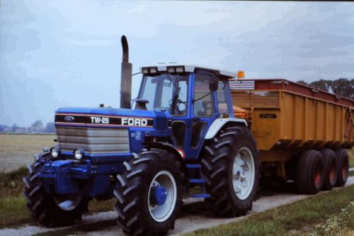 Ford TW 25 van ChristianM