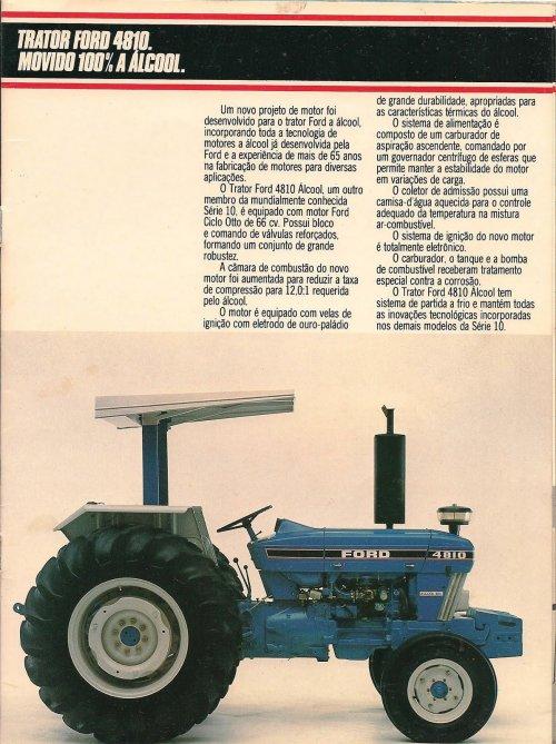 Ford 4610 van Kidd