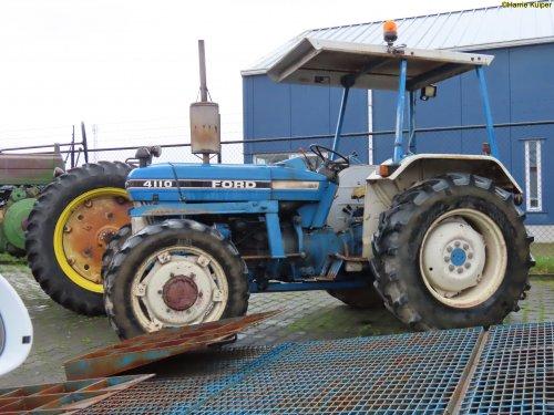 Foto van een Ford 4110. Geplaatst door oldtimergek op 18-03-2020 om 23:15:07, op TractorFan.nl - de nummer 1 tractor foto website.