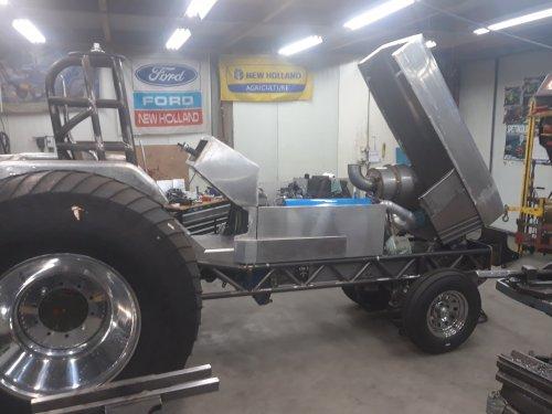 Ford 7810 Silver Jubilee van JustinvE