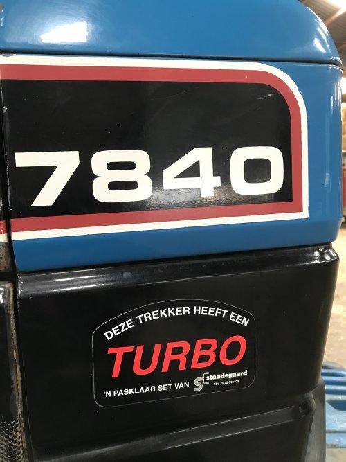 Foto van een Ford 7840. Geplaatst door Interford op 13-11-2020 om 13:02:29, met 5 reacties.
