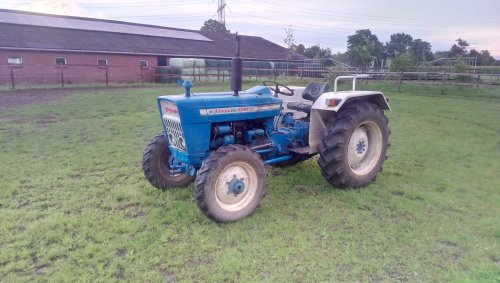 Ford 3000 van ford 9600