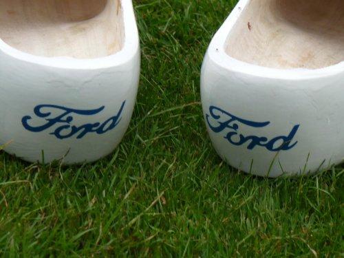 Ford Logo van boerbas
