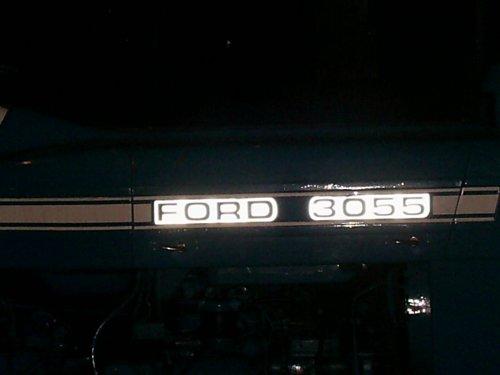 Ford 3055 van Fordrider
