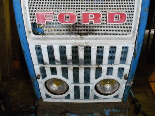 Ford Logo van Deutz-5006