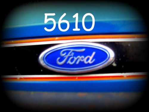 Ford Logo van marcford