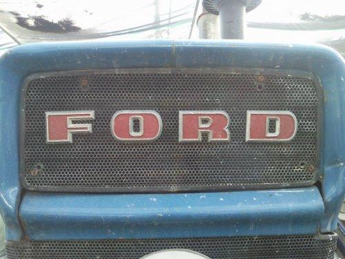 Ford Logo van Aart