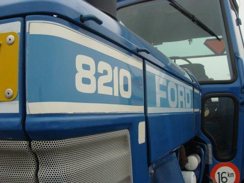 Ford Logo van Remiford