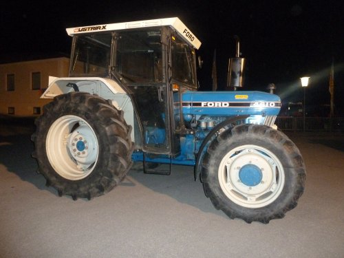 Ford 4610 A - Austria GXL. Geplaatst door DRaff op 17-11-2012 om 23:47:44, op TractorFan.nl - de nummer 1 tractor foto website.