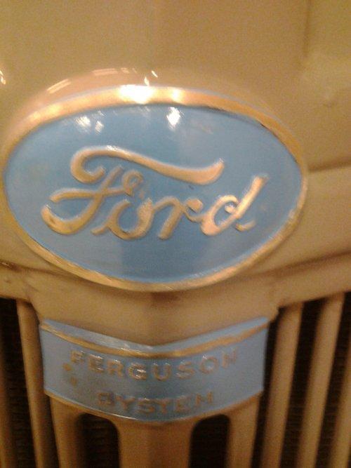 Ford 2N Fond d'écran