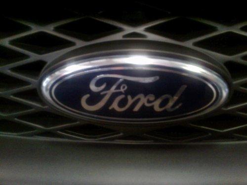 Ford Logo van DANOONTJE POWERR
