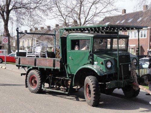 Ford Overig van Bauwz