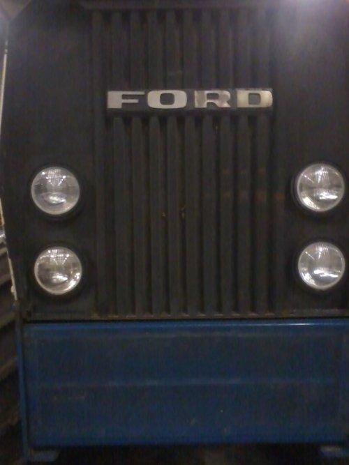Ford Logo van thijs97
