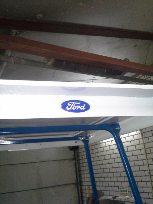 Ford Logo van joost5000