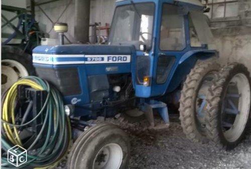 Ford 5700 van patfordson