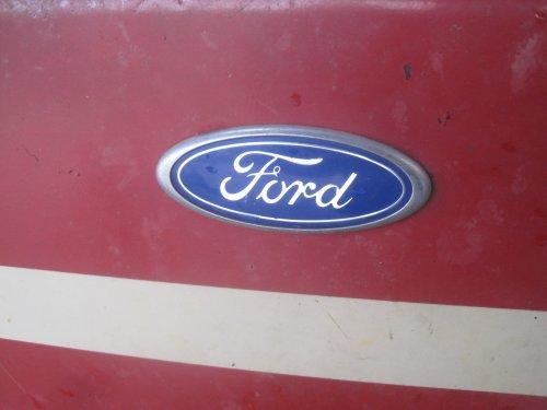 Ford Logo van jordi 1455