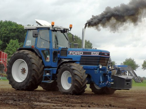 Ford 8730 van Zetor 3511