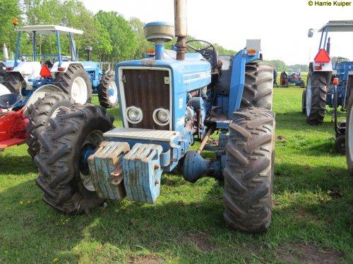 Ford 1186 van oldtimergek