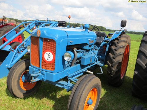 Fordson Major van oldtimergek
