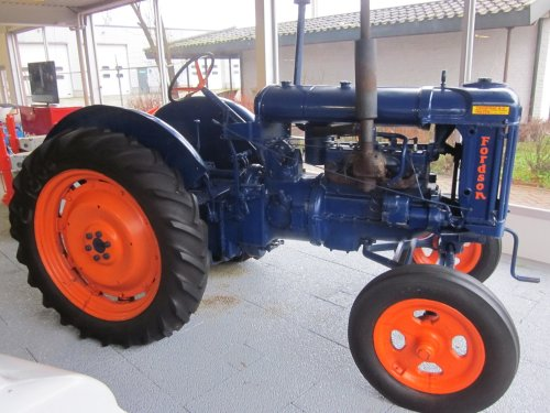 Fordson E27N van jordi 1455